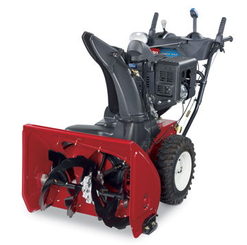 commercial snow blower by toro
