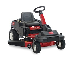 riding lawn mower by toro